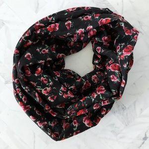 H&M Floral Print Scarf 100043